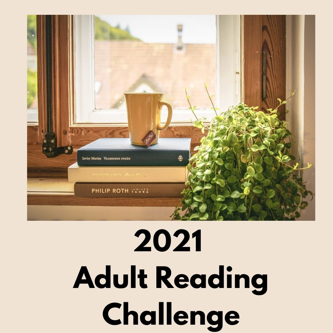 2021 Adult Reading Challenge