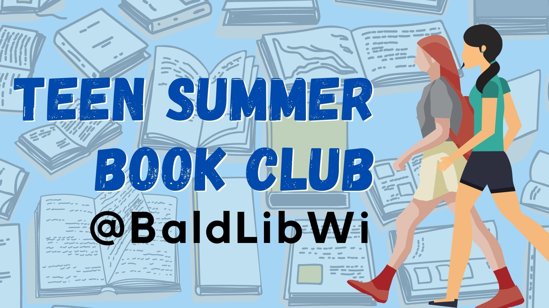 Teen Summer Book Club